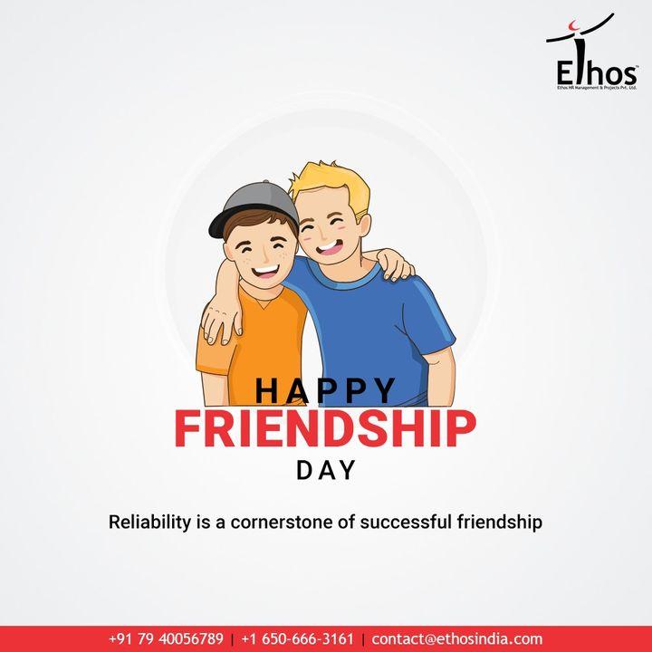 Ethos India,  FriendshipDay, FriendshipDay2020, HappyFriendshipDay, Friends, EthosIndia, Ahmedabad, EthosHR, Recruitment, CareerGuide, India