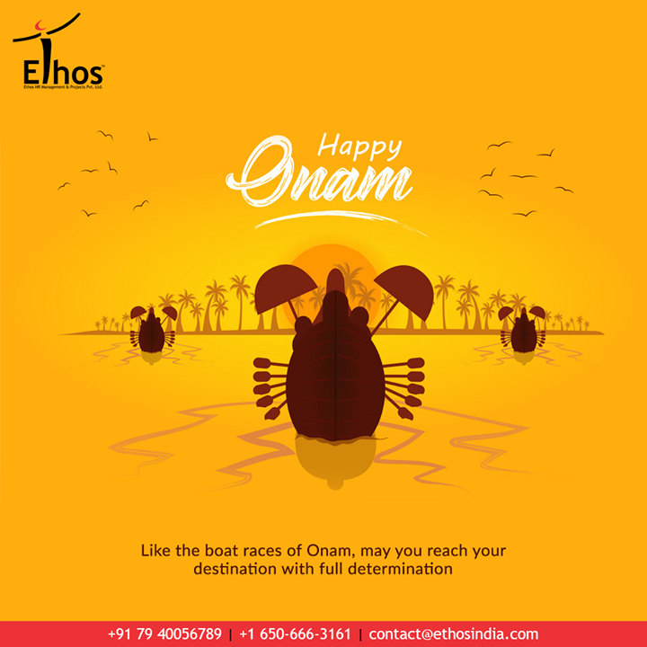 Ethos India,  HappyOnam, Onam, Onam2020, EthosIndia, Ahmedabad, EthosHR, Recruitment, CareerGuide, India