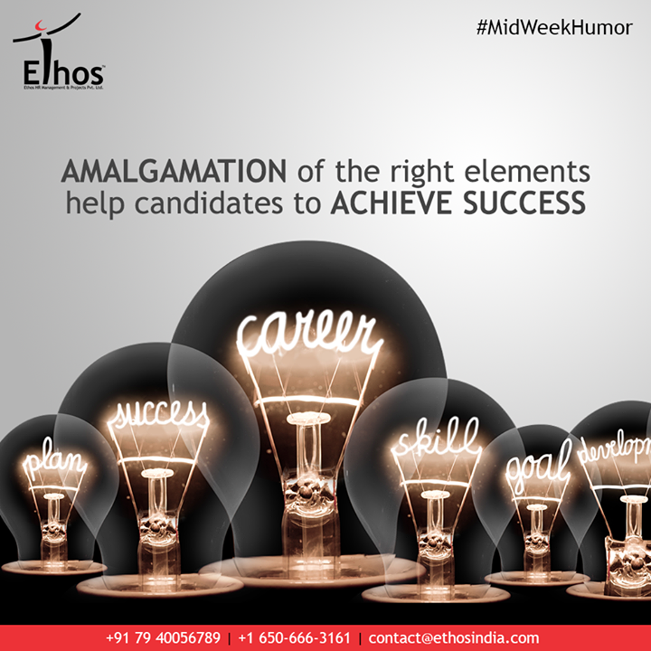 Ethos India,  MondayMotivation, EthosIndia, Ahmedabad, EthosHR, Recruitment, CareerGuide, India, SuccessFormula