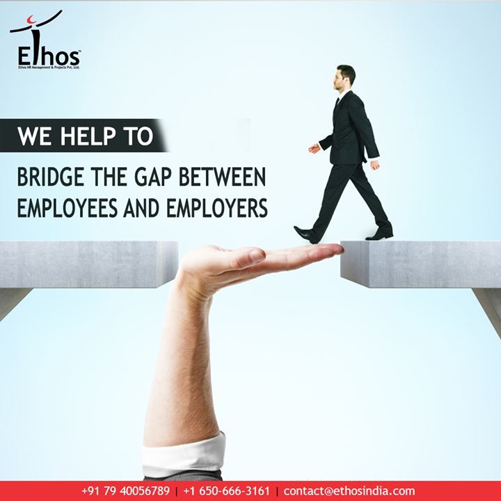 It is very important for the organizations to hire the right kind of candidates and it is not an easy game for the candidates to find the job of their choice easily.   At Ethos India, we envisage bridging the gap between the employees and the employers.  #EthosIndia #Ahmedabad #EthosHR #Recruitment #CareerGuide #India #SuccessFormula