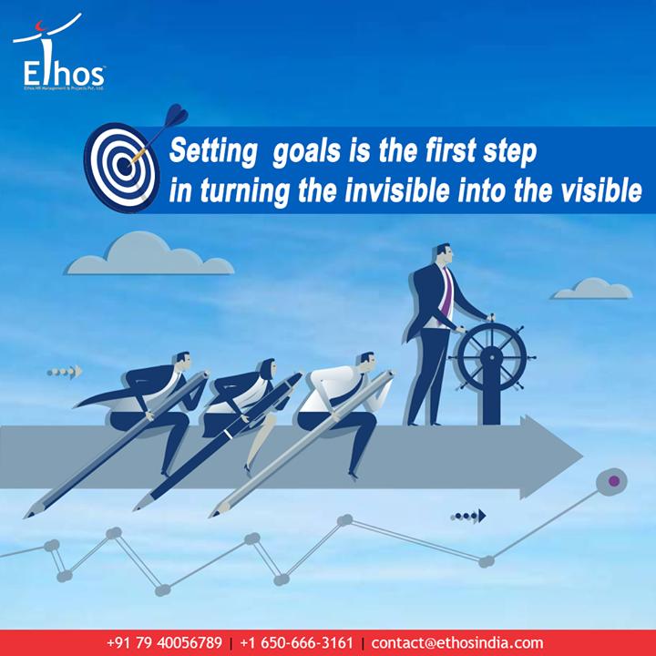 Ethos India,  CareerGoals, EthosIndia, Ahmedabad, EthosHR, Recruitment, CareerGuide, India, SuccessFormula