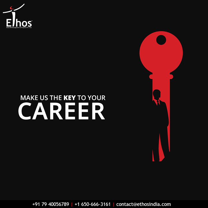 """""""As many as 41 lakh Indian youth's have lost their jobs due to the COVID-19 pandemic, according to a joint report by the International Labour Organization (ILO) and the Asian Development Bank (ADB)"""".  If you wish to deal with the stress of unemployment and regain your self-esteem get in touch with the expert career guide; Ethos India. Make us the key to your career.  #KeyToYourCareer #EthosIndia #Ahmedabad #EthosHR #Recruitment #CareerGuide #India #SuccessFormula"""