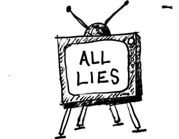 Friday thought -  The number one lie in the whole world is...I Agree To The Terms And Services.