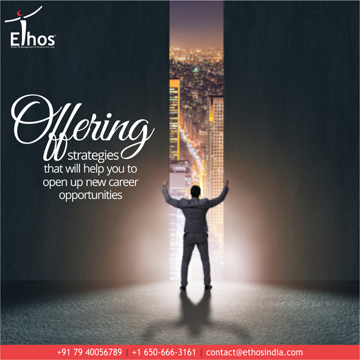 Get your career plans customized according to your interests and ambitions.  We will help you with strategies that will help you to build a meaningful career.  #WeCareForYourCareer #ThingsWeDo #WhatMakesUsStandOut #OurServices #CareerOpportunity #EthosIndia #Ahmedabad #EthosHR #Recruitment #CareerGuide #India