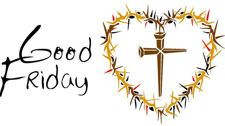 Good Friday is observed on the Friday before Easter Sunday. On this day Christians commemorate the passion, or suffering, and death on the cross of the Lord, Jesus Christ.