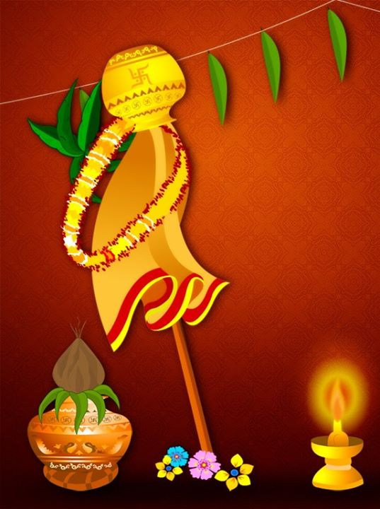 Good wishes on Nav Samvatsar, Gudi Padwa, Ugadi & Cheti Chand.