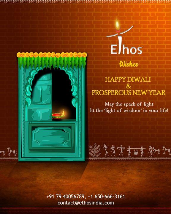 May the soark of light lit the 'light of wisdom' in your life!  #HappyDiwali #Diwali2020 #IndianFestival #Celebration  #OurServices #ThingsWeDo #CareForYourCareer #CareerOpportunity #EthosIndia #Ahmedabad #EthosHR #Recruitment #CareerGuide #India