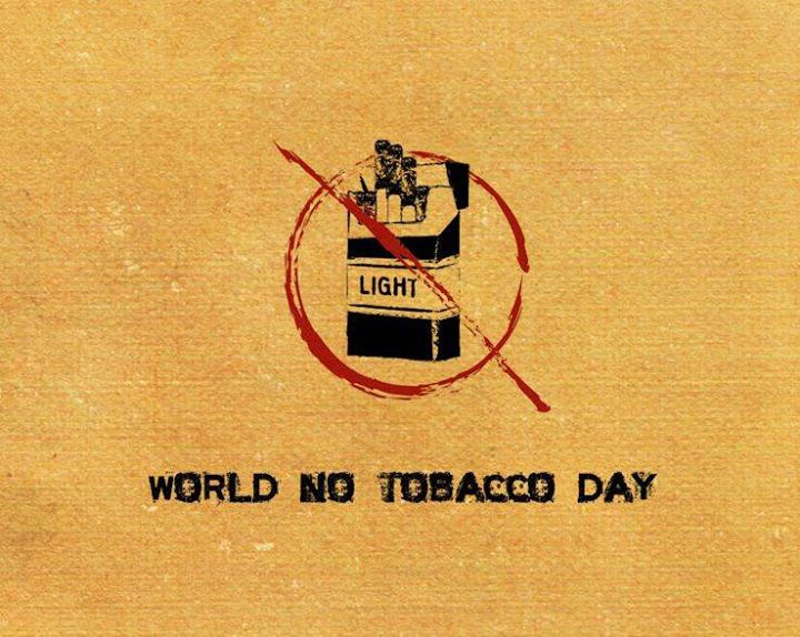 Join the Movement, say no to Tobacco!