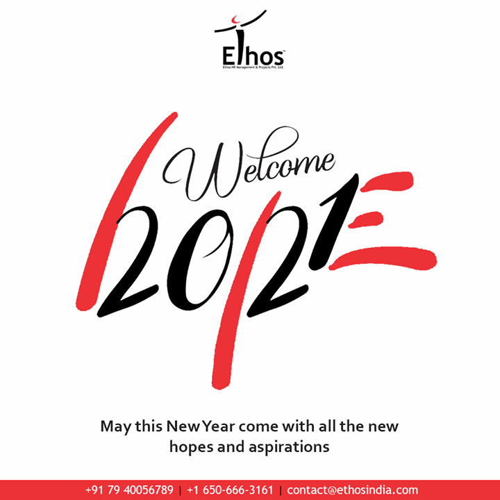 May this New Year come with all the new hopes and aspirations.  #HappyNewYear #NewYear2021 #ByeBye2020 #NewYear #Celebration #Love #Happy #Cheers #Joy #Happiness #SuccesfulCareer #CareerGuide #EthosIndia