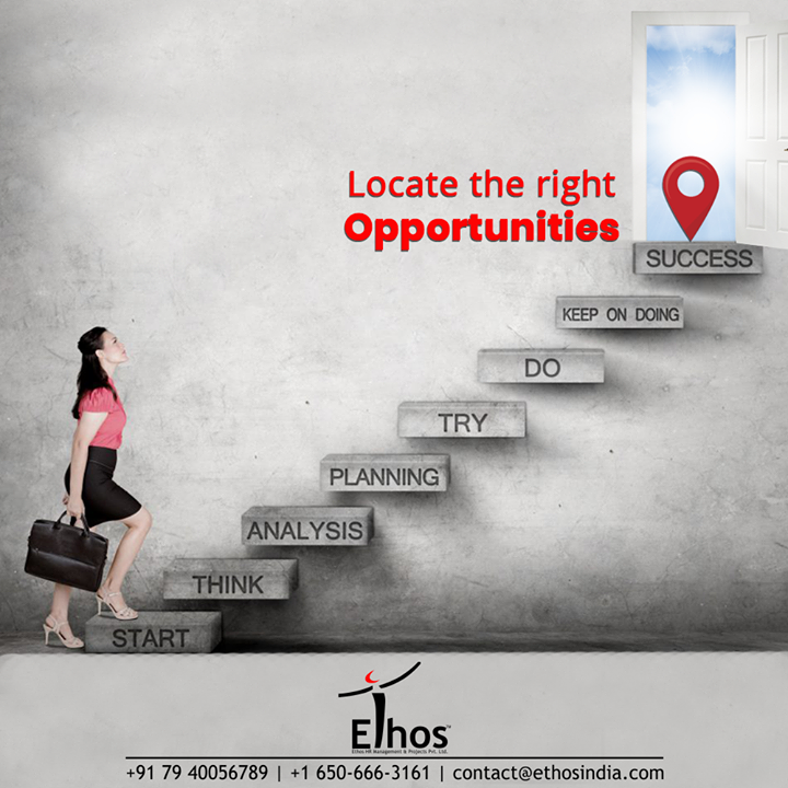 Future belongs to the ones to dare to recreate their destiny.  Locate the right opportunities and build a more meaningful career.   #LocateCareerOpportunities #CareerCounselling #OurServices #CareerOpportunity #EthosIndia #Ahmedabad #EthosHR #Ethos #HR #Recruitment #CareerGuide #India