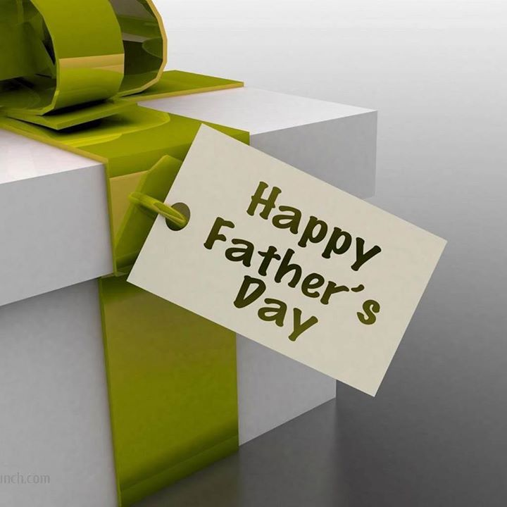 Happy Fathers Day to all the wonderful dad's!
