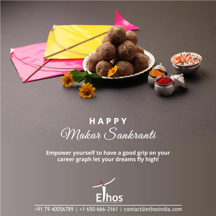 Ethos India,  HappyPongal, HappyMakarSankranti