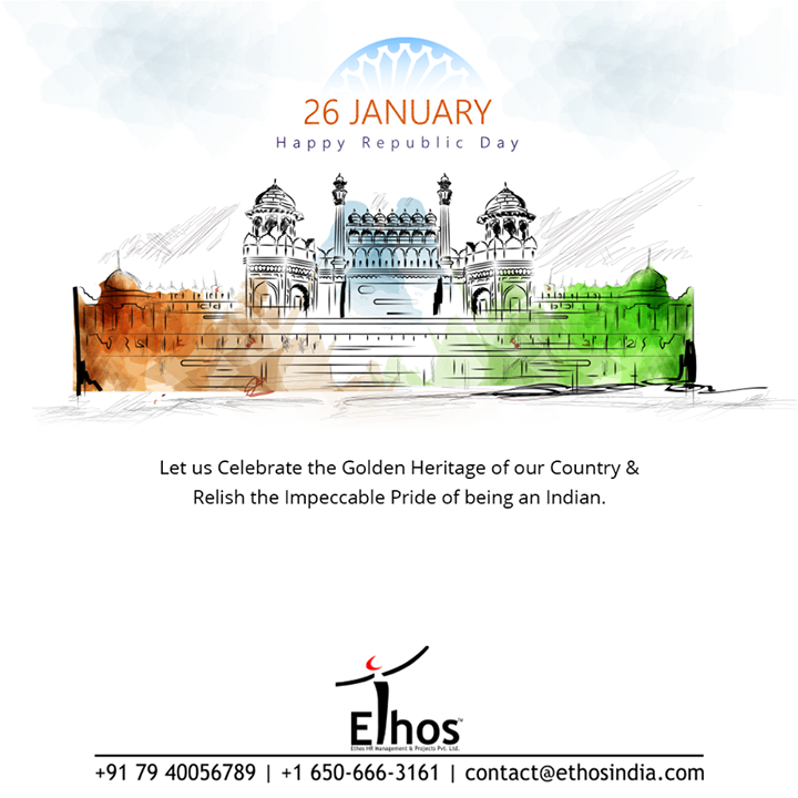 Ethos India,  HappyIndependenceDay, IndependenceDay19, IndependenceDay, IndependenceWeek, Celebration, 15thAugust, Freedom, India, EthosIndia, Ahmedabad, EthosHR, Recruitment, CareerGuide, India