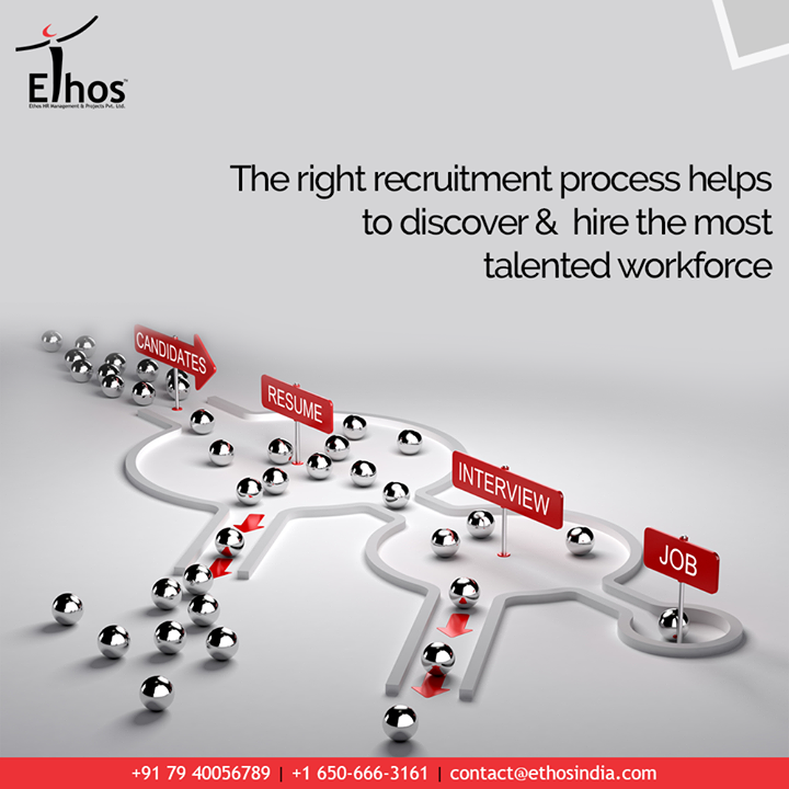 An enterprise can never be one man army's efforts because it always demands for the team-work and collaboration.  Hire the most talented members to your workforce if you wish to savour the most successful flavours of success.  #JobRecruitment #EmployeeHiring #CareerCounselling #OurServices #CareerOpportunity #EthosIndia #Ahmedabad #EthosHR #Ethos #HR #Recruitment #CareerGuide #India