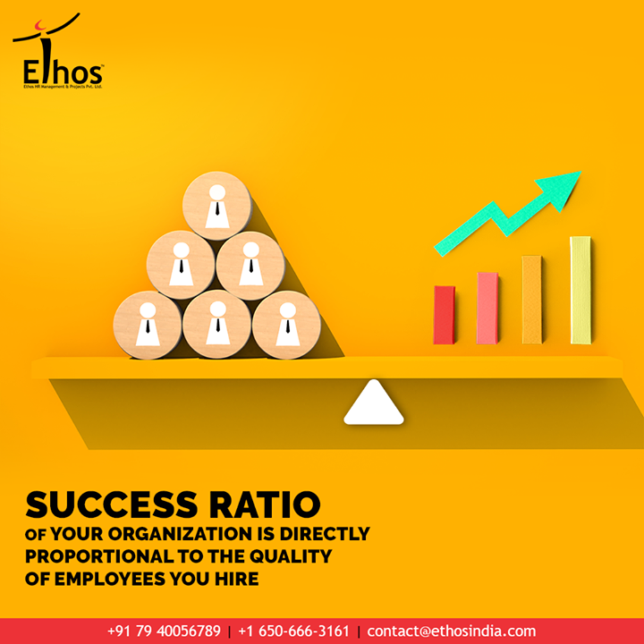 Are you still looking for some reasons to find and hire the right candidates?  Success ratio of your organization is directly proportional to the quality of employees you hire.  #JobRecruitment #EmployeeHiring #CareerCounselling #OurServices #CareerOpportunity #EthosIndia #Ahmedabad #EthosHR #Ethos #HR #Recruitment #CareerGuide #India