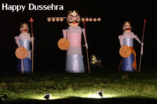 Wisdom, joy and strength may this #Dussehra shower upon you many blessings….