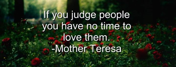 #WiseWords #MotherTeresa