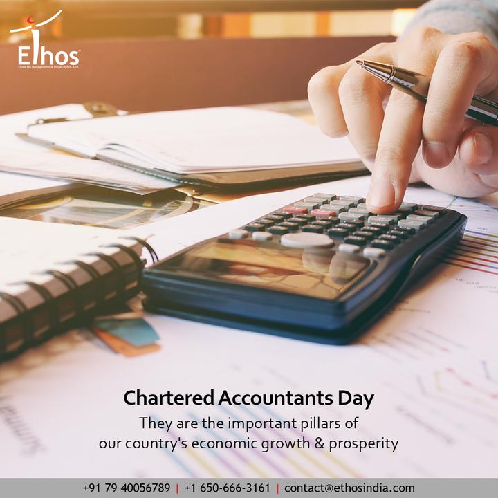 Ethos India,  CharteredAccountantsDay, CADay, NationalCharteredAccountantsDay, CharteredAccountantsDay2021, EthosHR, Ethos, HR, Recruitment, CareerGuide, India