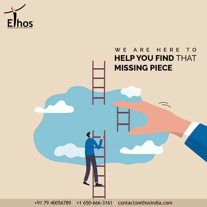 Sometimes all you need is a little more motivation and the direction to discover your career path.  If you feel that you are missing the career guidance then feel free to get in touch with us today!  #JobRecruitment #EmployeeHiring #CareerCounselling #CareerGuidance #OurServices #CareerOpportunity #EthosIndia #Ahmedabad #EthosHR #Ethos #HR #Recruitment #CareerGuide #India