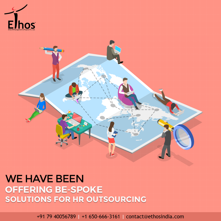 Ethos is an ideal Human Resource partner that has been offering be-spoke solutions for HR outsourcing.  We have a team of motivated and dedicated team-recruiters who envisage creating value for the clients by offering customized solution to each one of them.   #HROutsourcing #EmployeeHiring #CareerCounselling #CareerGuidance #OurServices #CareerOpportunity #EthosIndia #Ahmedabad #EthosHR #Ethos #HR #Recruitment #CareerGuide #India