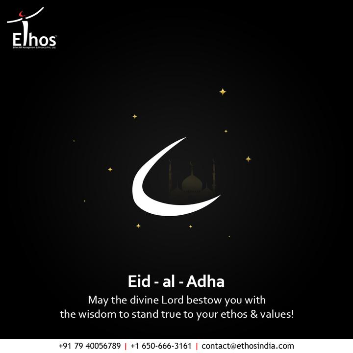 Ethos India,  EidAlAdha2021, EidMubarakh, EthosIndia, Ahmedabad, EthosHR, Ethos, HR, Recruitment, CareerGuide, India