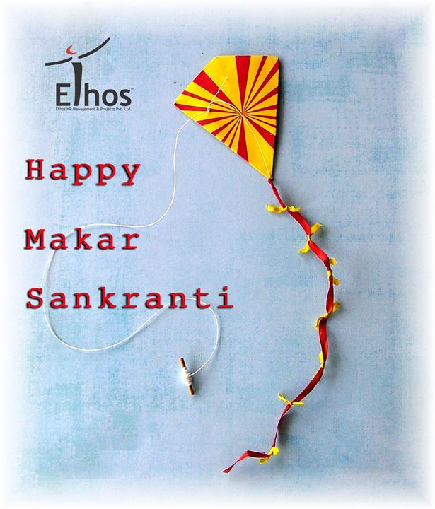 Hope you always soar high just like the colorful kites that's dot the sky. Happy  #MakarSankranti from Team Ethos India !