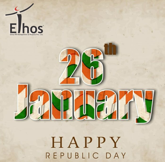 Ethos India wishes you a Happy #Republic day!
