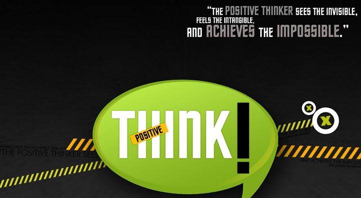 #PositiviteThinking #Inspiration