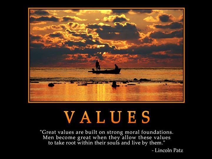 #GreatValues #Morals #WiseWords