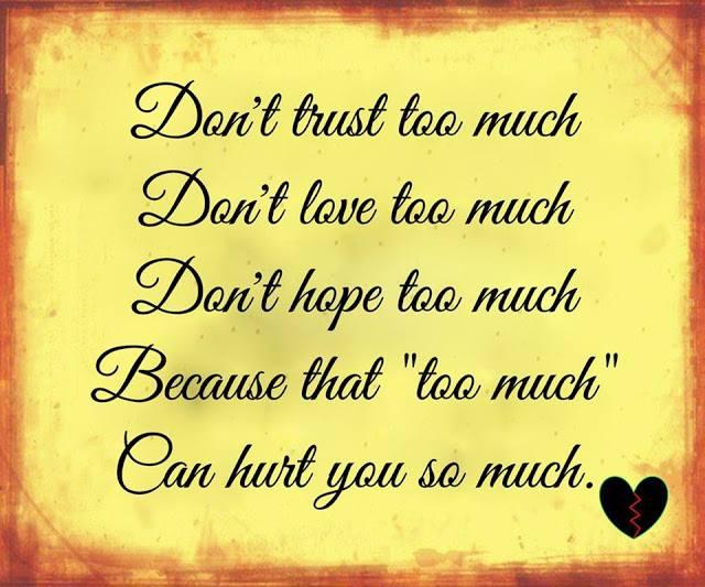 Ethos India,  TrueFacts, WiseWords, Love, Trust