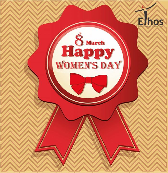 Ethos India wishes you all a #HappyWomensDay!