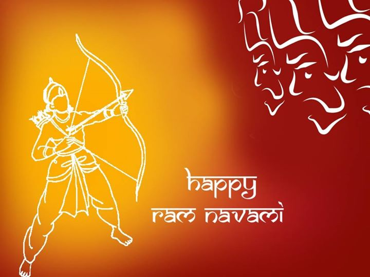 May Lord Rama bless you with Success, Happiness and Peace on the auspicious occasion of Ram Navami. Happy #RamNavami !