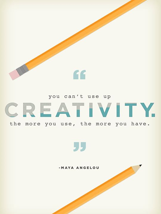 One can never get short of #Creativity!