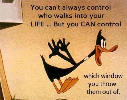 It's your life, take control!