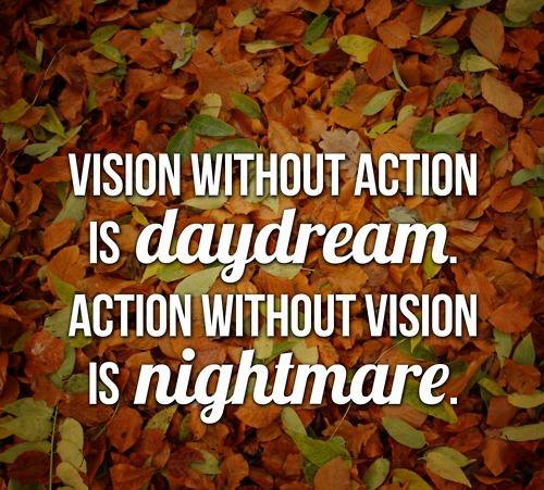 #Vision #DayDream #Nightmare