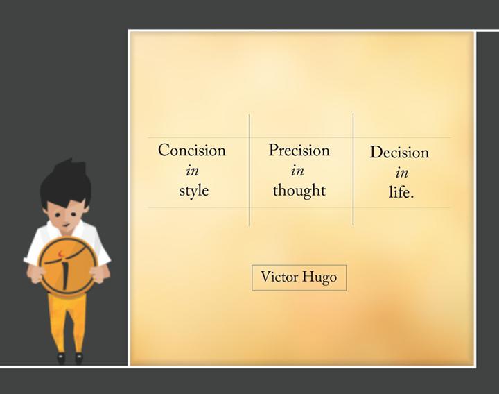 Ethos India,  Monday, Motivation, WiseWords