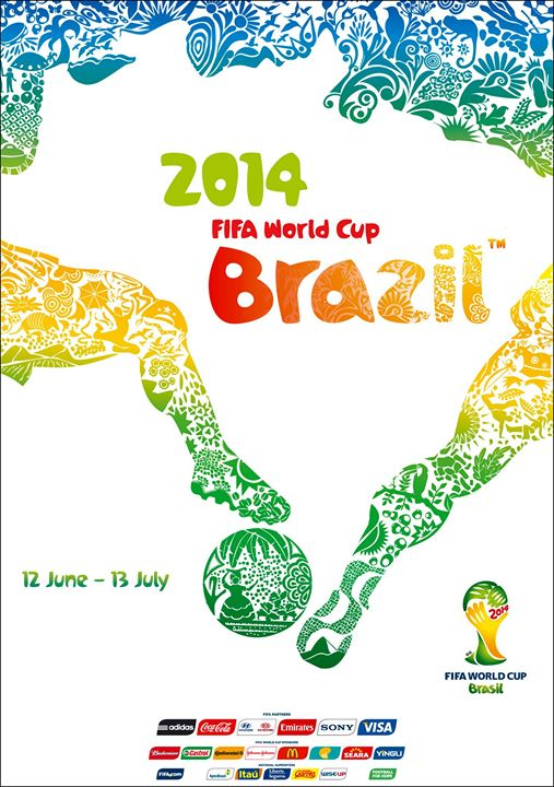 With #FIFA2014 commencing from today, tell us which team are you supporting?