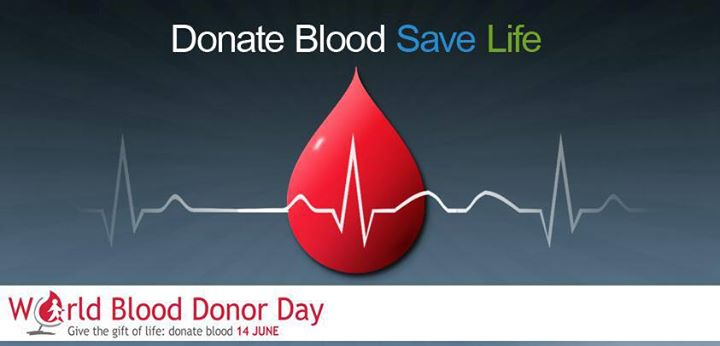 #DonateBlood #SaveLife