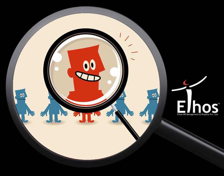Ethos India,  standout, recruiter