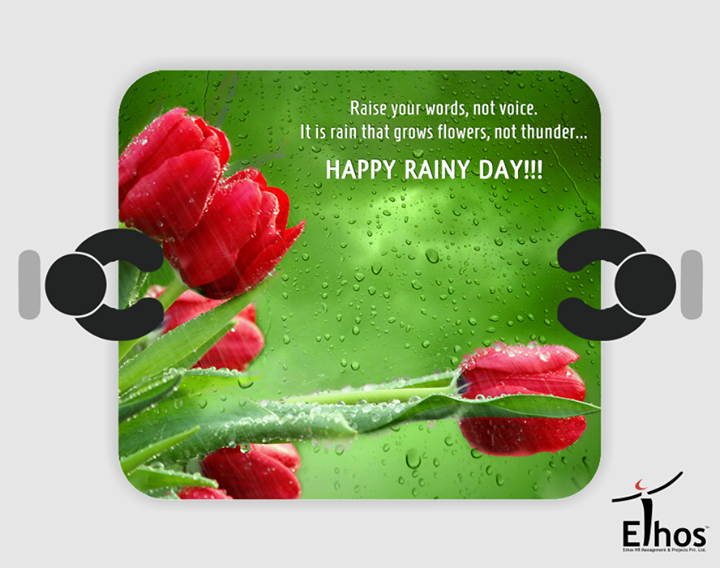 Happy #RainyDay !
