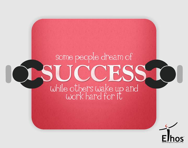 Ethos India,  Success, Motivation, HappyFriday