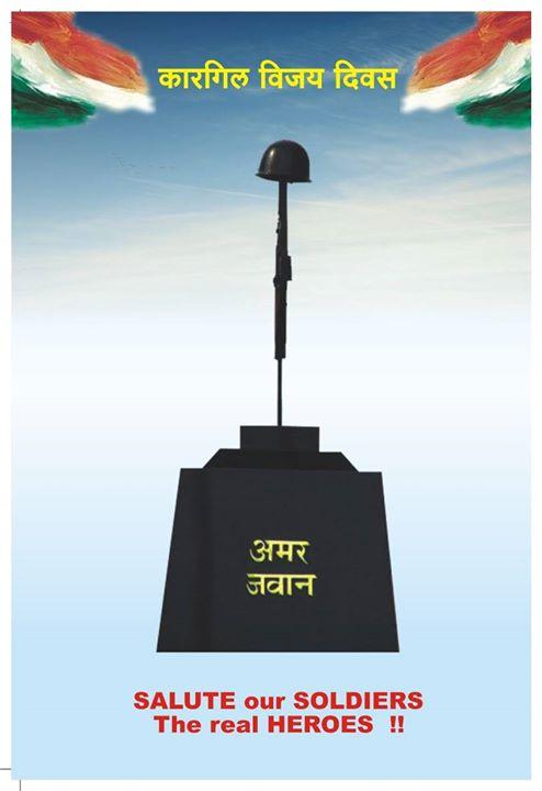 Saluting our #KargilHeros on #VijayDivas !