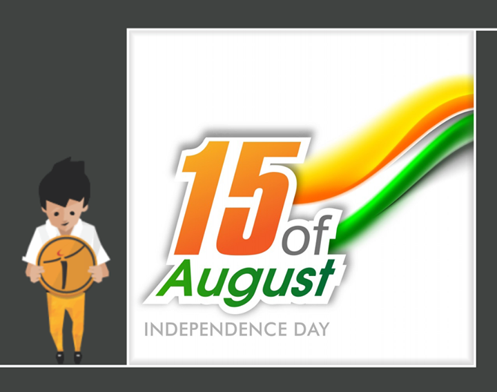 31 States, 1618 Languages, 6400 Castes & 1 country! Let's be proud! #HappyIndependenceDay !
