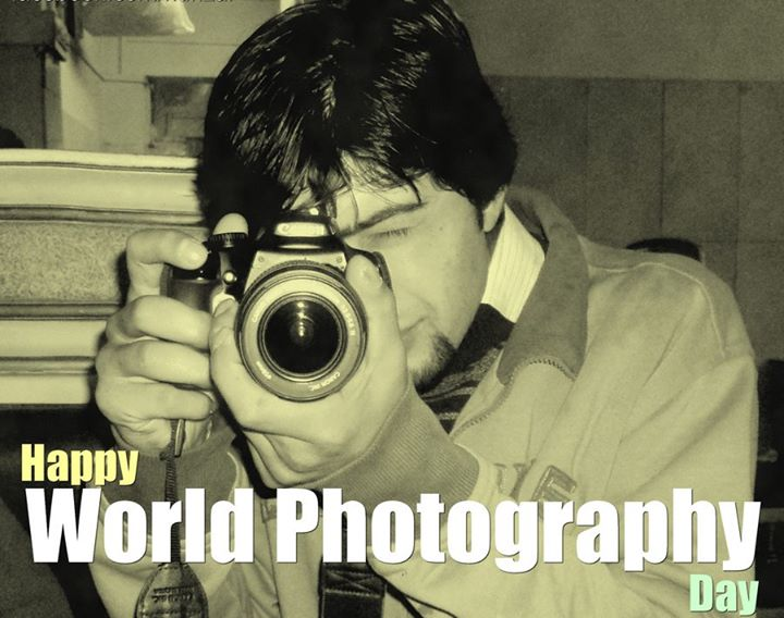 Happy #WorldPhotography day!