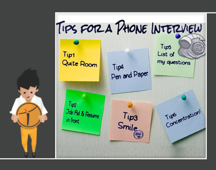 #Phone #interview is the 1st step towards making an impression on your recruiter!   #Tips #Recruitment #EthosIndia