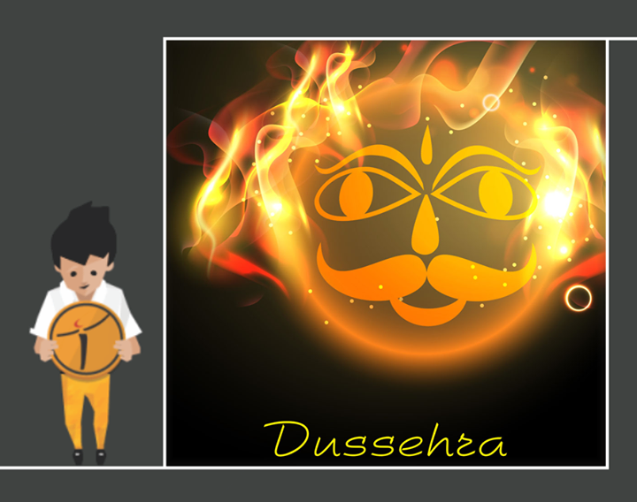 Dusshera signifies the victory of good over evil. May all the evils in and around you vanish by the virtue of the goodness in and around you.   #HappyDusshera!