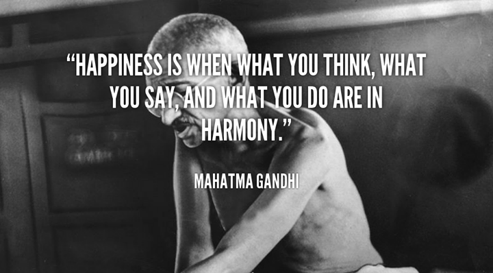 How do you define #Happiness?