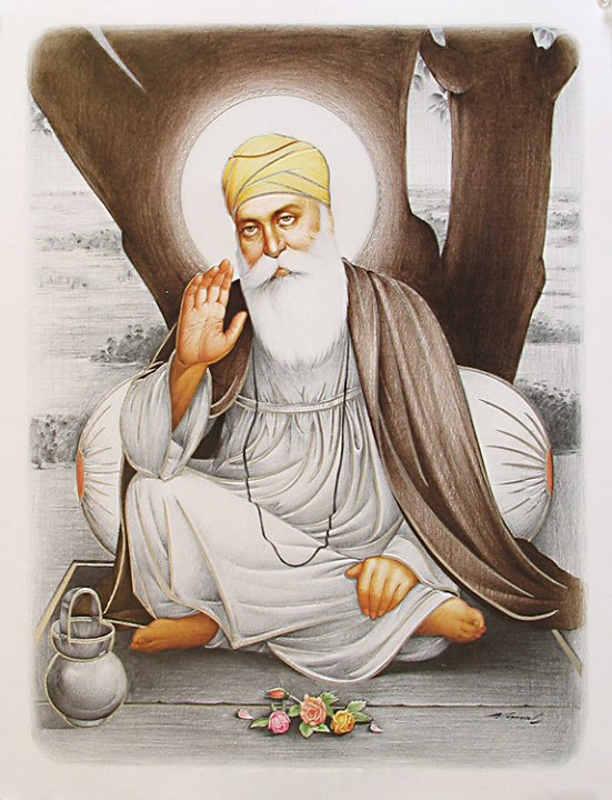 May your life becomes full of golden days with Guru Nanak's blessings! Happy #Gurpurab  #GuruNanakJayanti