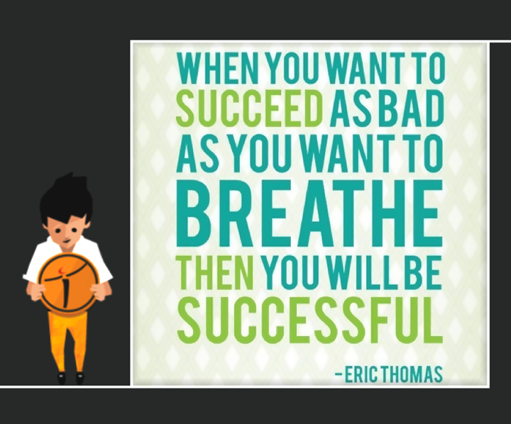 Let #Success be thy #Motto !