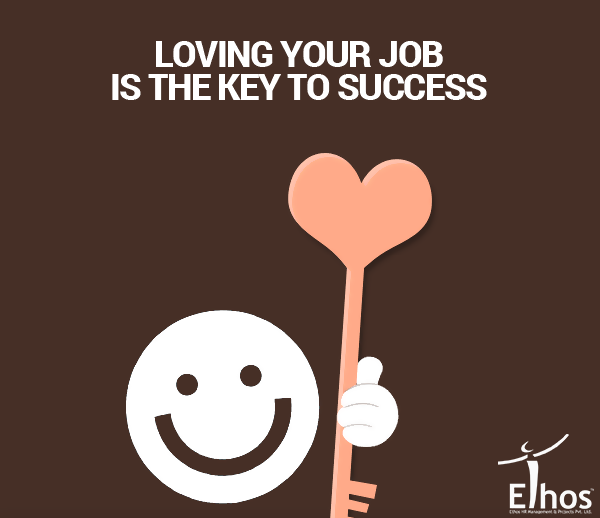 There are 1001 reasons to #LoveYourJob.  What's your reason?